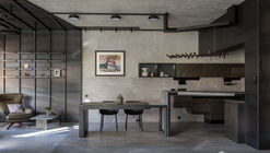 The Grey Interiors / Alexey Rozenberg