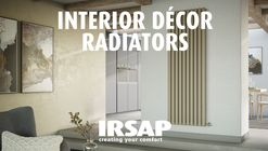 Convocatoria de diseño por IRSAP: Interior Décor Radiators