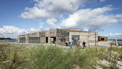 Nature Center Amager Beach / JJW Arkitekter