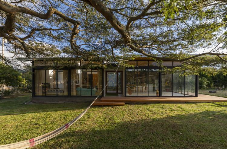Casa Tanda / ESEcolectivo Arquitectos, © Andrés Villota