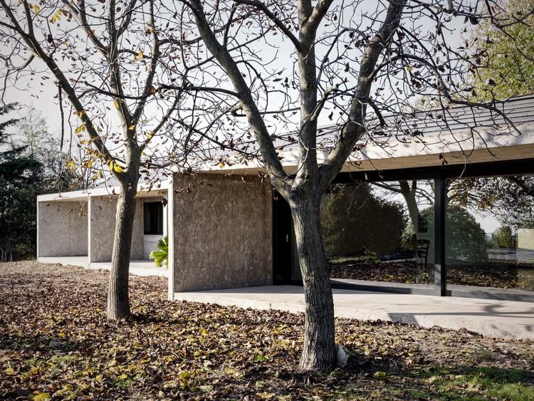 Bressanella Agricultural Pavilion / a25architetti, © Marcello Mariana