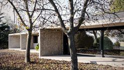 Bressanella Agricultural Pavilion / a25architetti