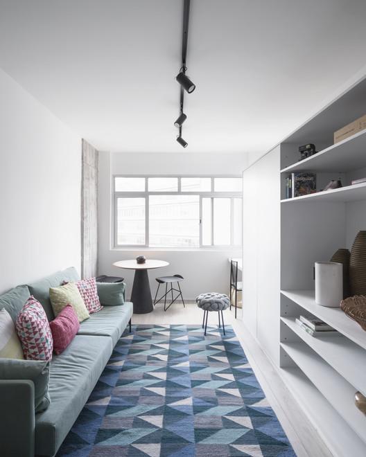 Apartamento DBA / Estúdio Paralelo, © Carolina Lacaz
