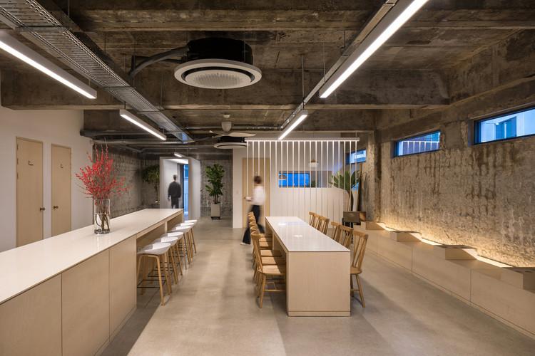 Café Bon-Dong / General iD design, © Yoon Joonhwan
