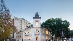 Palatial House on Liberdade 191-193 / Contacto Atlântico