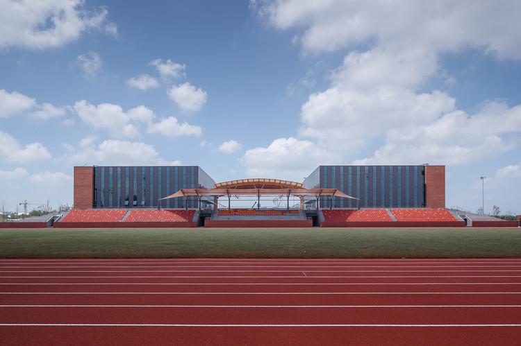 Comprehensive Gymnasium of International Campus Zhejiang University / UAD