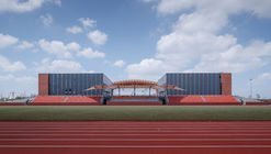 Comprehensive Gymnasium of International Campus Zhejiang University / UAD
