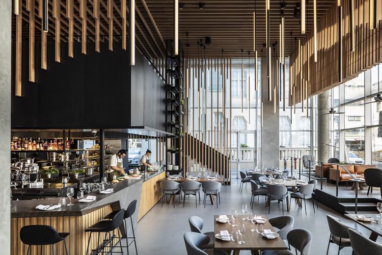 L28 Culinary Platform / Kimmel Eshkolot Architects, © Amit Geron