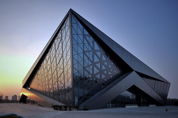 Yangzhou Southern Sports Park / PT Architecture Design, © Yu Gao