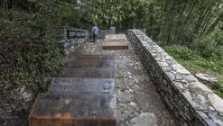 Red Army Cemetery of Zhongguan Village/Long March Memorial Park / Fuyingbin Studio
