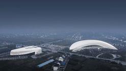 Rudong Sports Center / TJAD