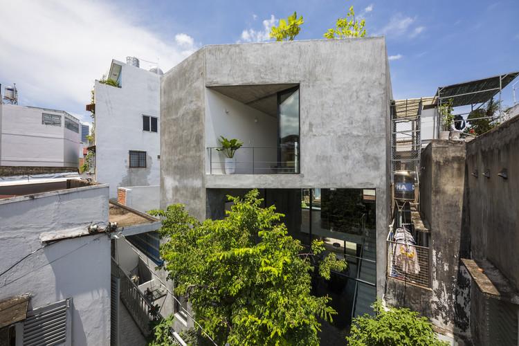 Residência NGA / Sanuki Daisuke architects  , © Hiroyuki Oki