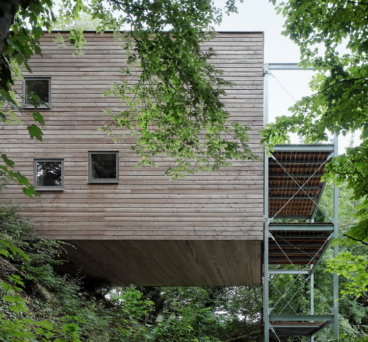Baumhaus Treehouse / mia2/Architektur, © Gregor Graf