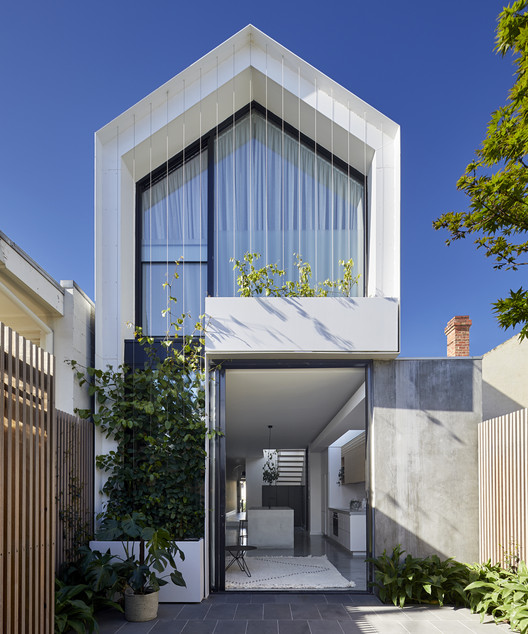 Casa cable / Tom Robertson Architects