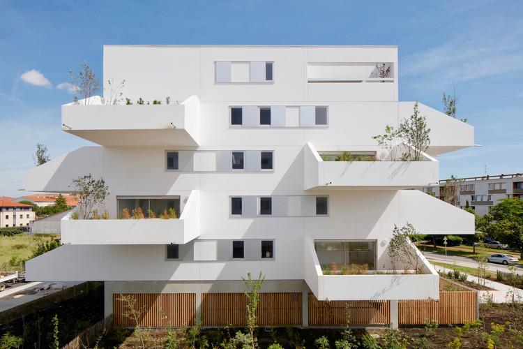 Square Maïmat / ppa architectures + Emma Blanc Paysagiste, © Philippe Ruault