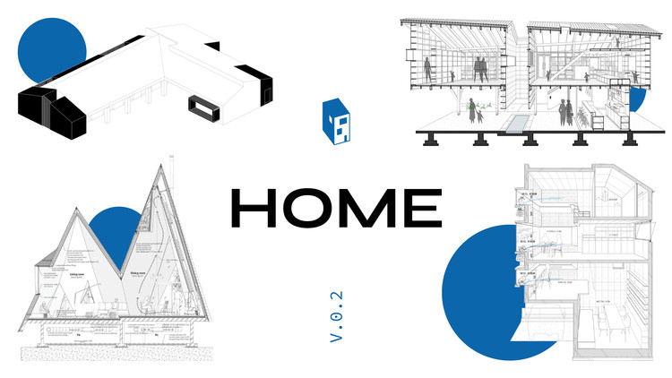 ArchDaily Topics - March: Home, Courtesy of ArchDaily