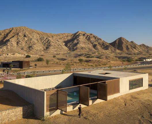 Al Faya Lodge & Spa / ANARCHITECT