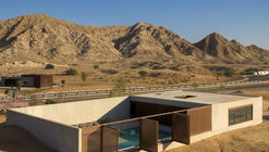 Al Faya Lodge & Spa / ANARCHITECT