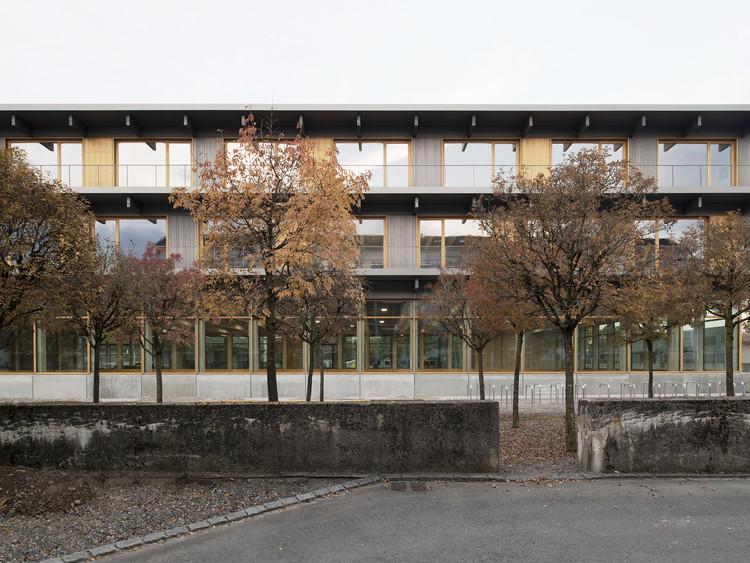 Weiden Secondary School / Karamuk Kuo, © Mikael Olsson