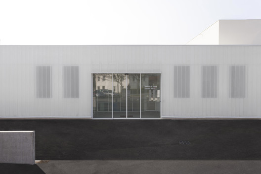 Medical Center Simone Veil / CIL Architecture + GRAMME