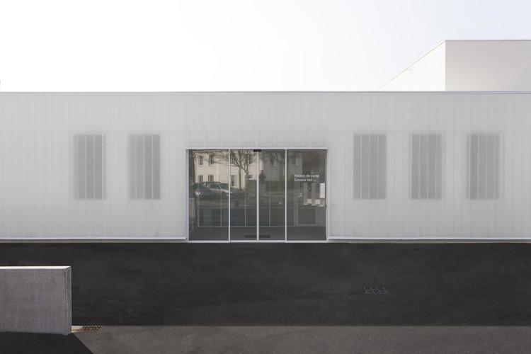 Medical Center Simone Veil / CIL Architecture + GRAMME, © GRAMME