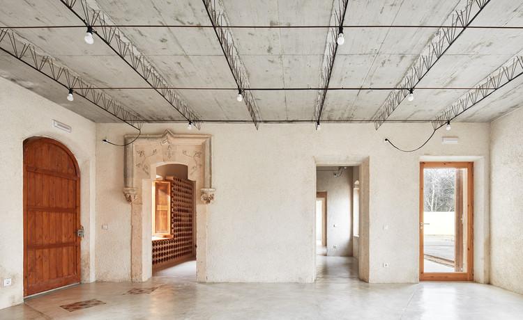 Reforma em uma Estação Enológica / Aulets Arquitectes, © José Hevia
