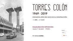 Torres Colón: cincuenta años del inicio de su construcción