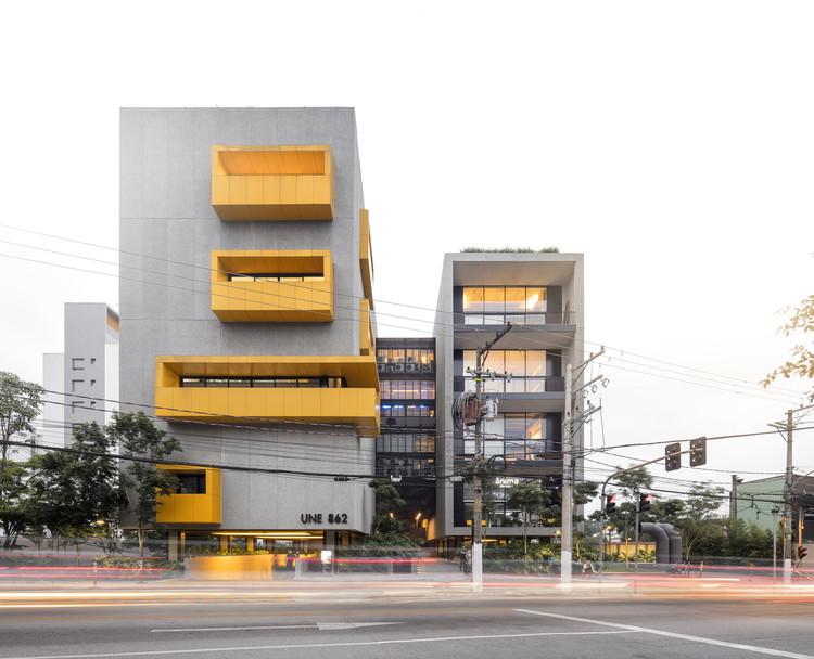Edificio UNE / Gui Mattos, © Fernando Guerra | FG+SG