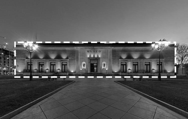 Foster, Rafael Moneo, Nieto Sobejano, Snøhetta, BIG e SANAA são os finalistas para reformar o Museu de Belas Artes de Bilbao, Como será a nova forma do Museu de Belas Artes de Bilbao? - Adaptação de imagem, Fabián Dejtiar. Imagem via Wikipedia: MuseoBBAABilbao Licença CC BY-SA 3.0