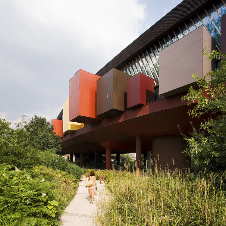 Museo de Quai Branly / Ateliers Jean Nouvel, © Clément Guillaume