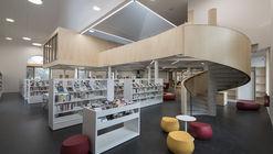 Lunéville Multimedia Library  / Studiolada