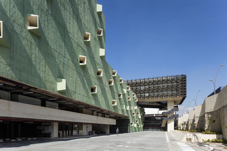 Centro de recursos operativos del agua / Castro Arquitectos, © Enrique Guzmán