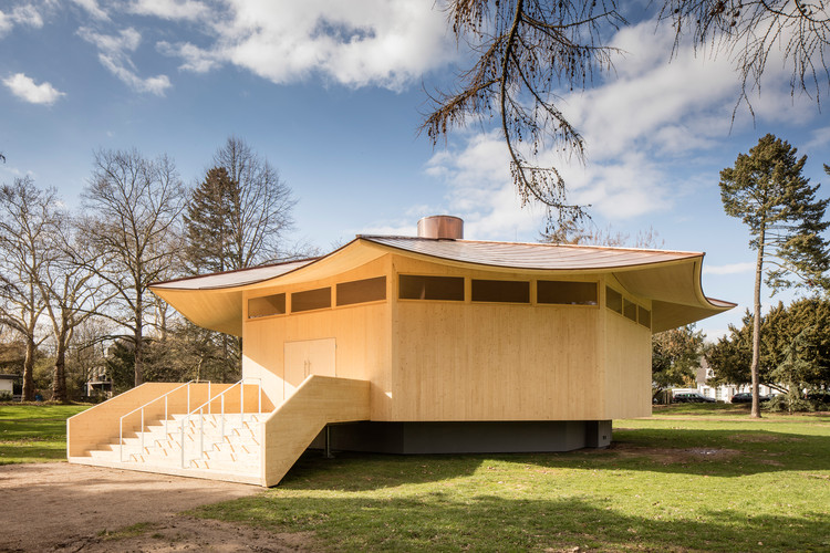 Krefeld Pavilion / RKW Architektur +, © Marcus Pietrek