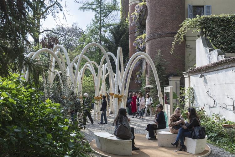 The Circular Garden by CRA-Carlo Ratti Associati. Image © Laurian Ghinitoiu