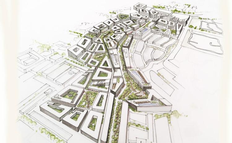 Hacia una visión del diseño urbano sustentable: ciudades para la naturaleza, © Sordo Madaleno Arquitectos