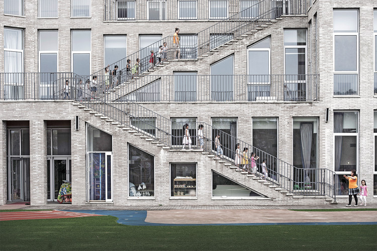 SanHe Kindergarten / OBRA Architects, © OBRA Architects