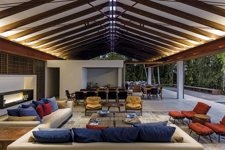 Casa Conchas / Gui Mattos, © Leonardo Finotti