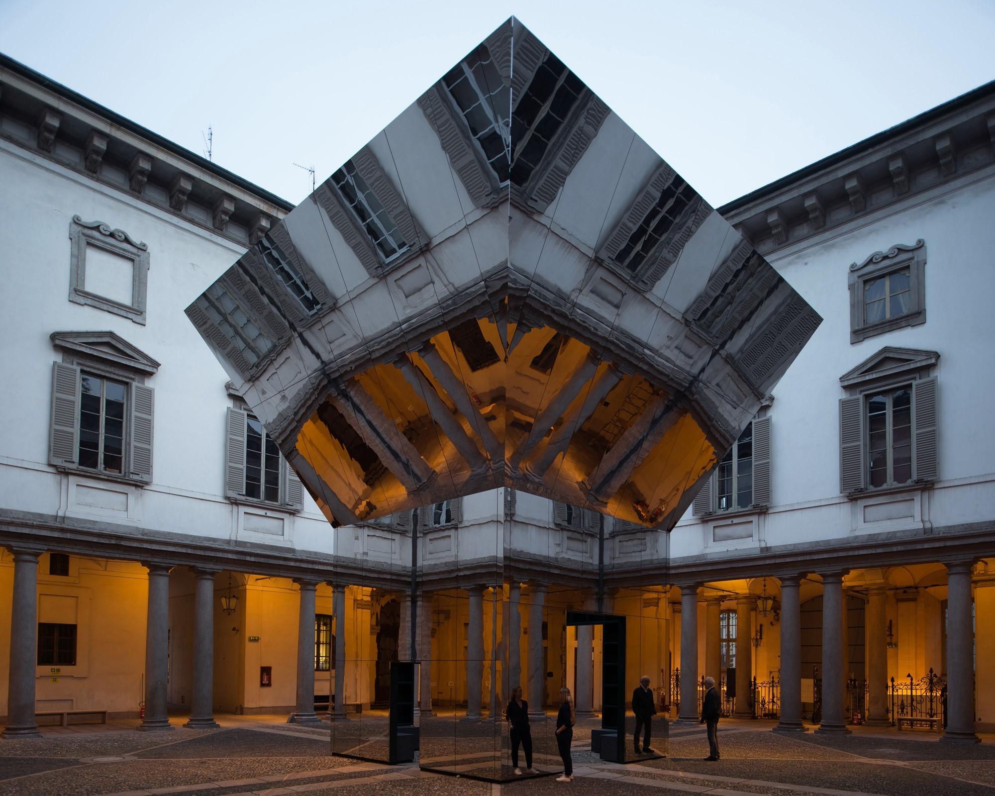Echo Pavilion Pezo Von Ellrichshausen Archdaily