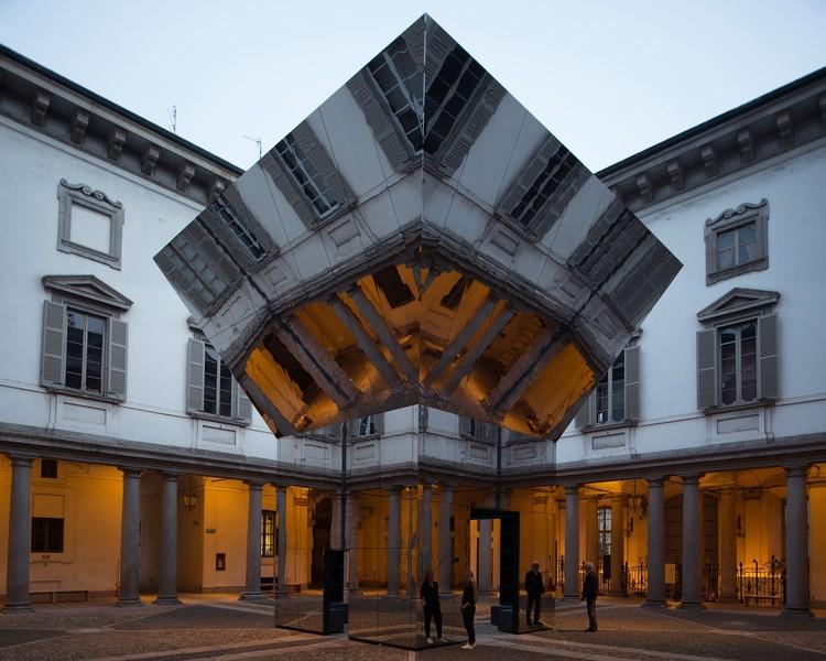 Echo Pavilion / Pezo Von Ellrichshausen, Cortesía de Pezo Von Ellrichshausen
