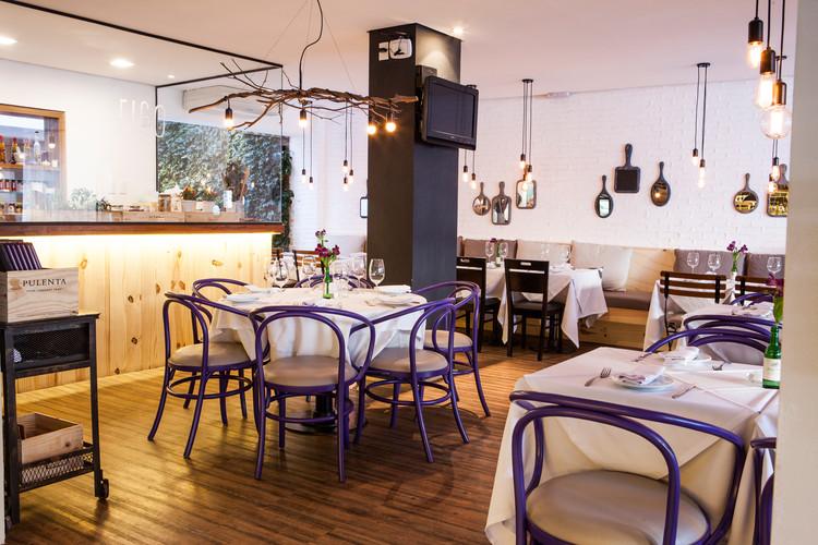 Restaurante Figo Gastronomia / Consuelo Jorge Arquitetos, © Alexandre Pirani
