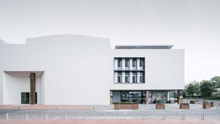 Shenyao Art Centre (Phase I) / Atelier Liu Yuyang Architects