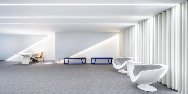 Espace 20 one / Debaixo do Bloco Arquitetura, © Joana França