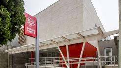 Cultura Inglesa Vila Leopoldina / Rafael Perrone Arquitetos Associados