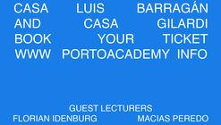 Porto Academy presenta programa de verano 'Visiting Barragán' en la Ciudad de México