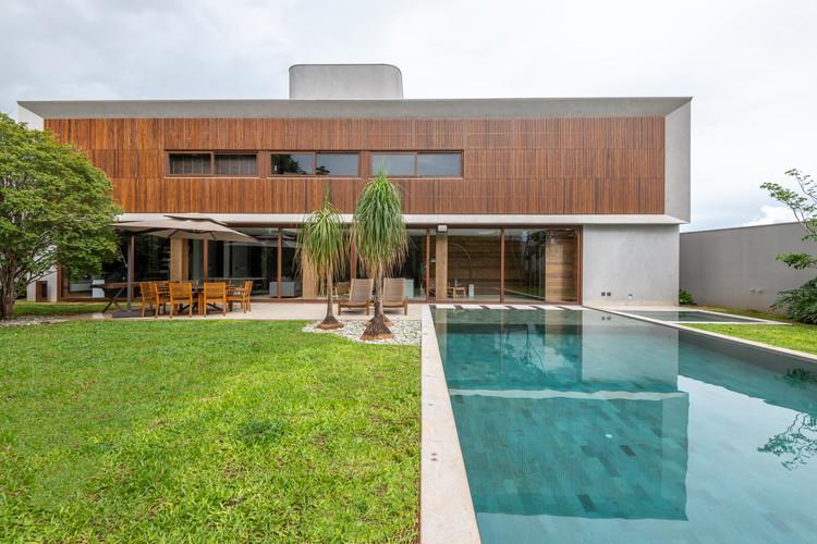 Casa Rio Claro / Celso Laetano Arquitetura, © Favaro Jr