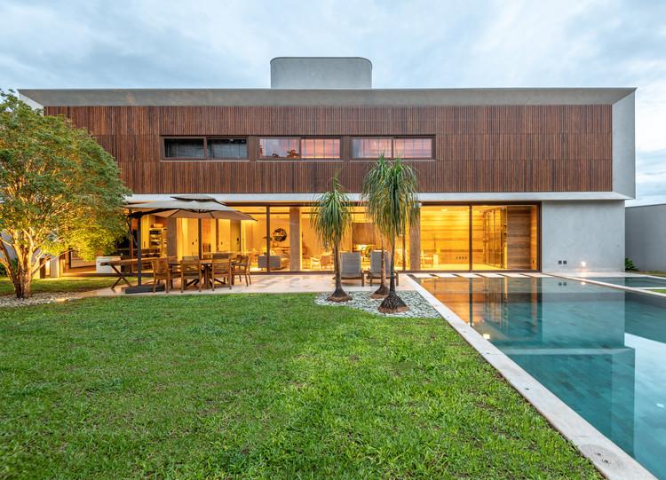 Casa Rio Claro / Celso Laetano Arquitetura, © Favaro Jr.