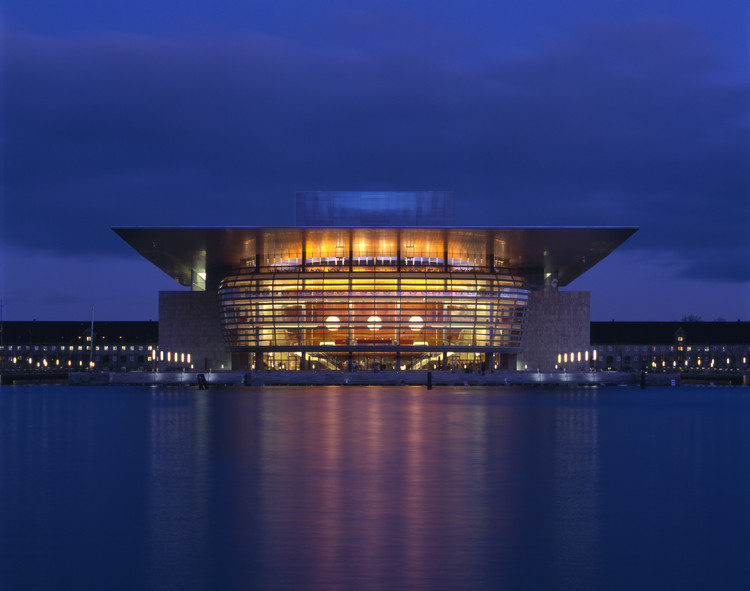 The Royal Danish Opera / Henning Larsen, © Adam Mørk