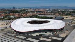 Estádio de futebol 'Wanda Metropolitano' / Cruz y Ortiz Arquitectos