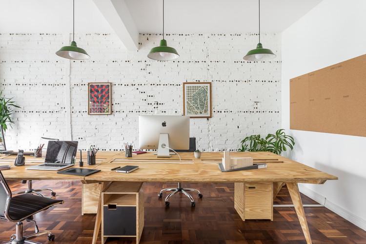 Escritório Solo Arquitetos / Solo Arquitetos, © Eduardo Macarios
