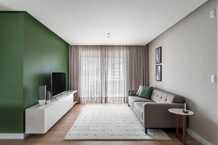 Apartamento LUPA / Solo Arquitetos, © Eduardo Macarios